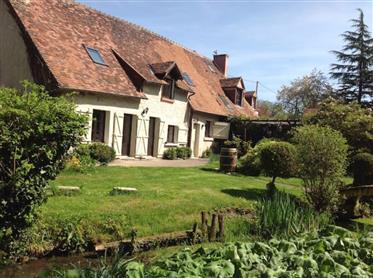 French Farmhouse - La valleé de la Cisse