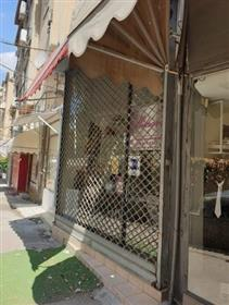 Shop for sale in City Center, Rishon LeTsiyon, must see!!!