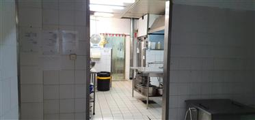 Industrial Kitchen with food Manufacturer's licenses, in Modi'in