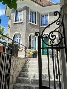Maison année 30 bord Dordogne bergerac centre
