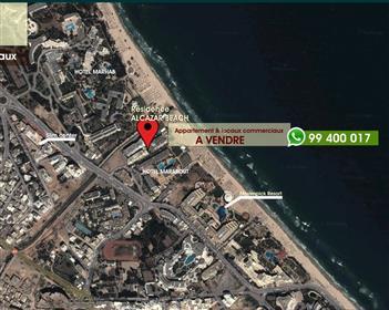 Local commercial 500m², zone touristique et animée