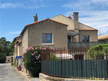 Lovely renovated village house with open courtyard and roof ...
