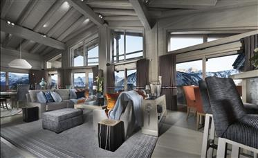 Chalet elite en Courchevel