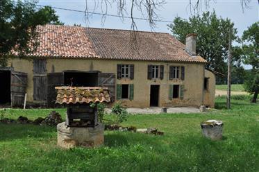 Old Body of Stone Farm oferecendo um grande potencial