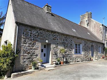 Brittany Property Stone House with Large gardens Extensive Land & Barn