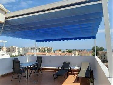 Duplex Penthouse aan zee Valencia