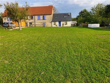 Puy de Dôme, région Auvergne, près de Montaigut et Combraille, une maison confortable avec gîte et d