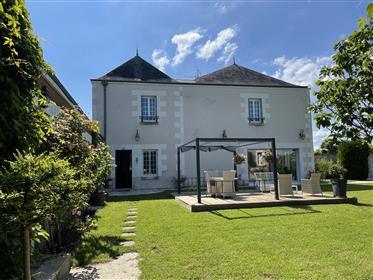 Bela casa em Touraine