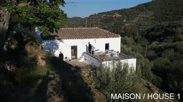 Dos casas tradicionales totalmente restauradas
