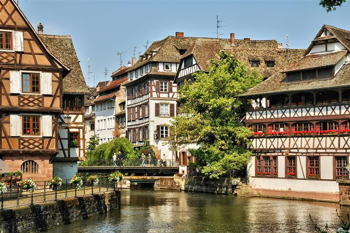 Quartier de la Petite France, Strasbourg