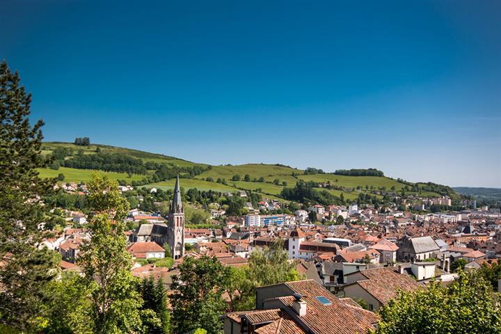 Aurillac, Cantal, Auvergne