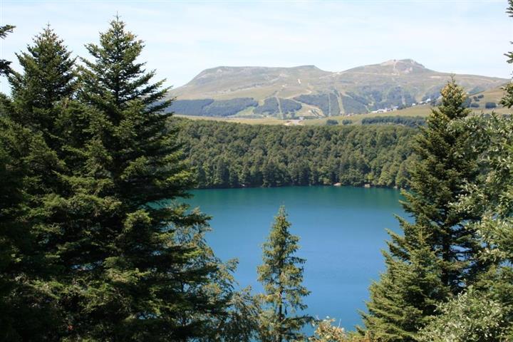 Lac de Pavin, Auvergne
