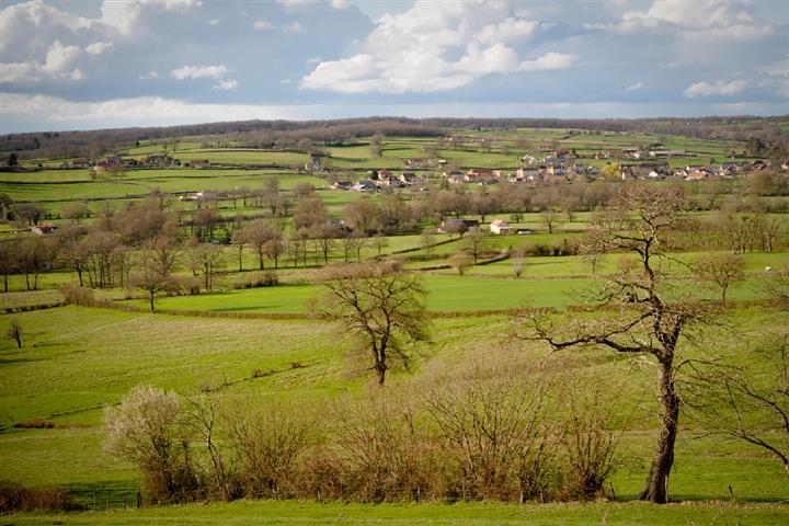 Nièvre countryside, Burgundy, France