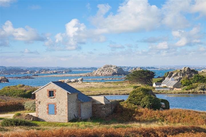 Tégor, Côtes d'Armor, Brittany