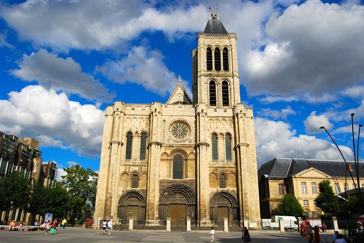 The Saint Denis Basilica