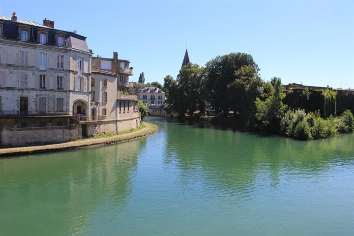Appartements au bord de la Meuse, Verdun