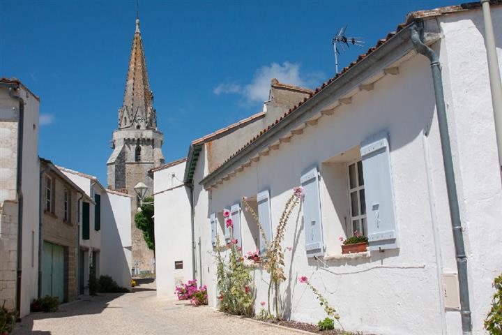 Village de Sainte Marie en Ré, Charente-Maritime