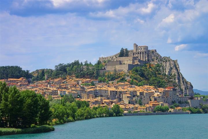 Sisteron, Alpes-de-Haute-Provence