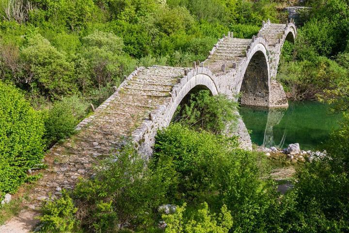 Pont de Plakidas, Epire