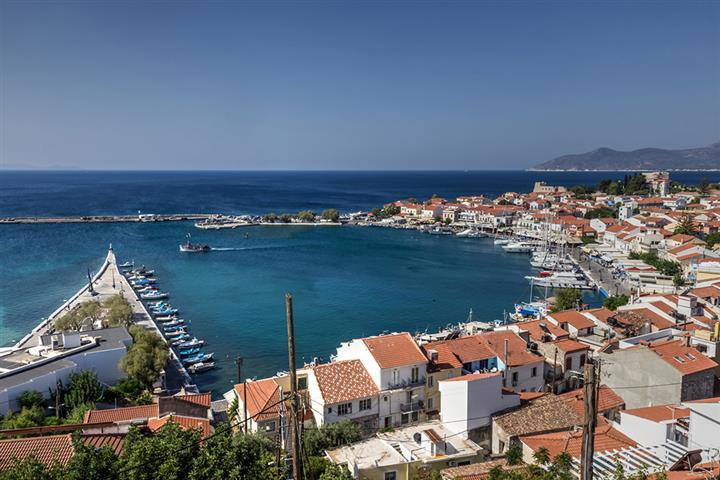 Ile Samos, Grèce