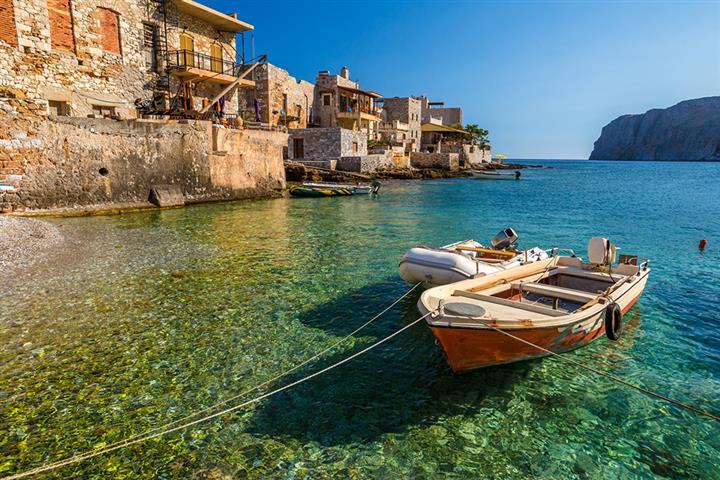 Lakonia, Péloponnese